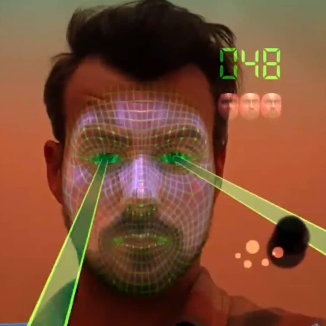 Face Invader (Blink)