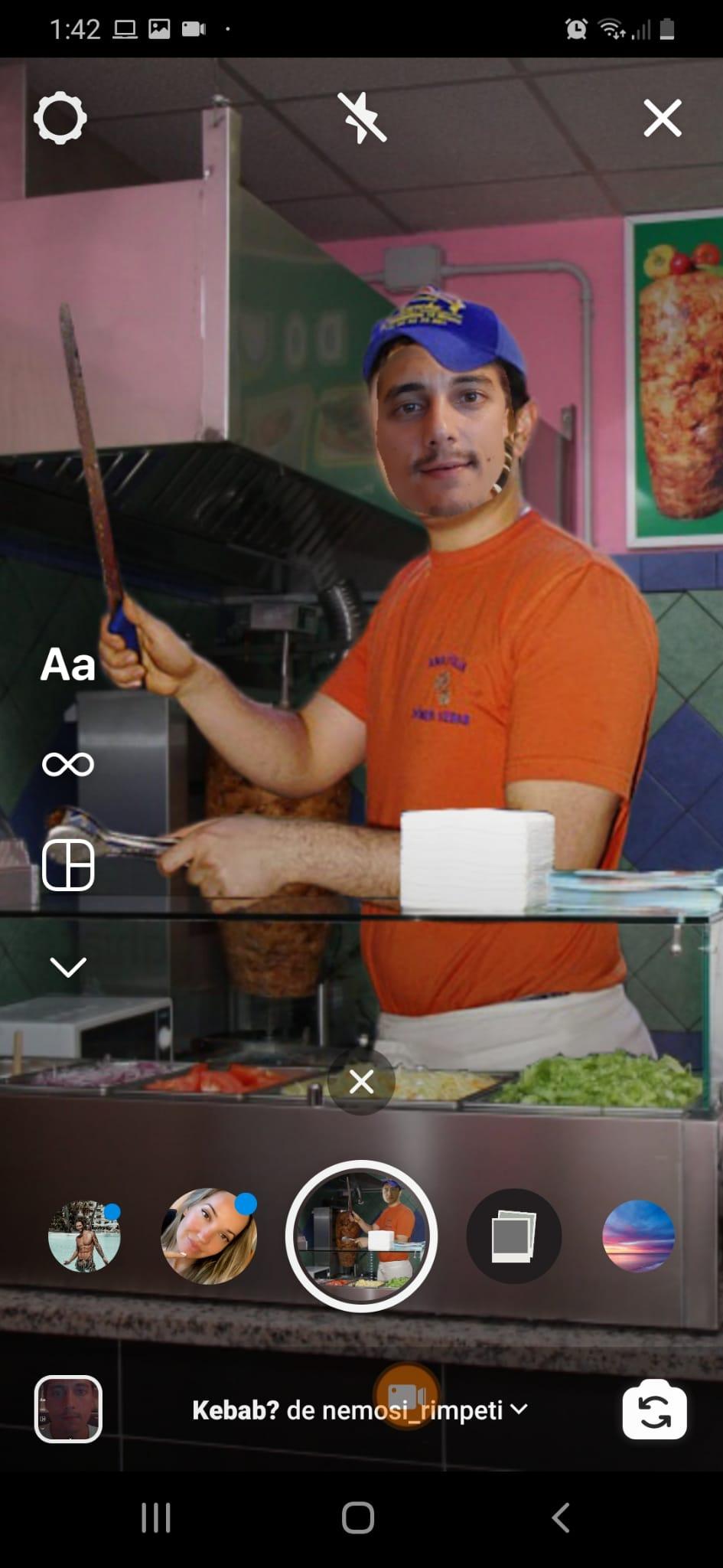 Kebab?