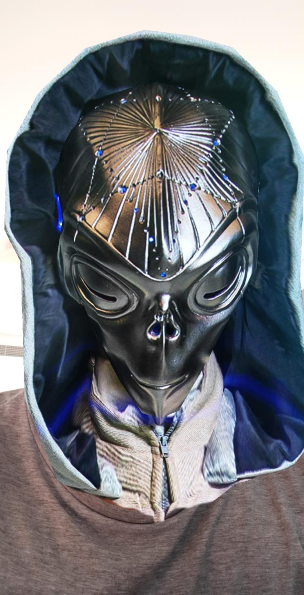 Masked Alien