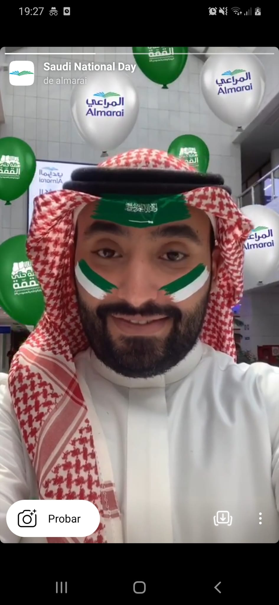 Saudí National Day